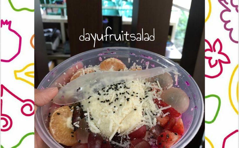 #salad #saladbuah #saladbuahbekasi #fruits #fruitsalad #healty #healtyfood #diet …