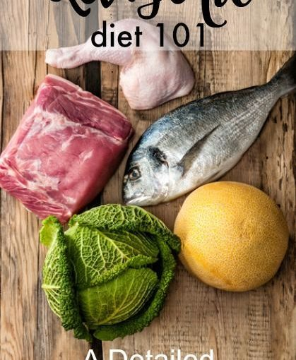The ketogenic diet (keto) is a low-carb, high-fat diet that causes weight loss a …