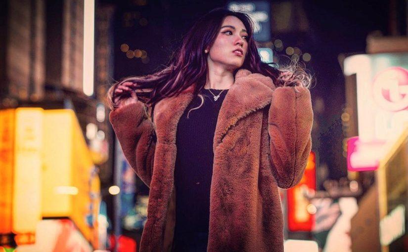 ภาพ: @ manhattanportraits เสื้อ: @ zara #nyc #teddycoat #nycphotographer #nycm …