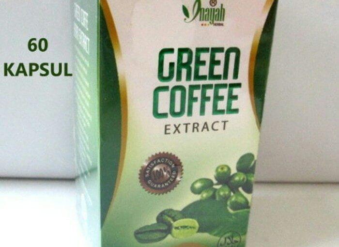 กาแฟสีเขียวบทคัดย่อ Inayah  เนื้อหา: 60 แคปซูล ผลิตโดย: ประวัติย่อ INAYAH GEMILA …