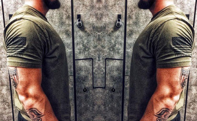 คุณมีความสุขกับสิ่งที่เห็นในกระจก? #fitness #gym #bodybuilding # …