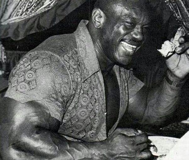 TheMyth นักกีฬา: SergioOlyva #fit #workout #motivation #fitfam #bodybuilding #h …