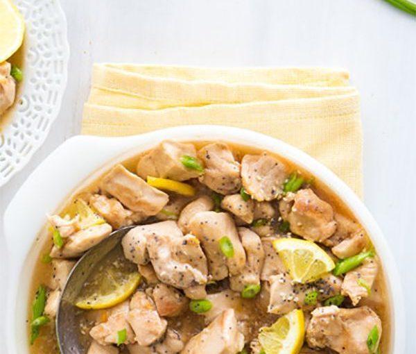 ลองใช้แบบแผนการรับประทานอาหารแบบท้องร่วง 14 วันของเรารวมถึงสูตรอาหารเช่น Crockpot Lemon C …
