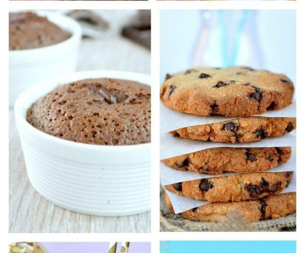ใช่คุณสามารถมีโรคเบาหวานและกินขนมหวานได้! ฉันขอโทษสำหรับขนมผิด …