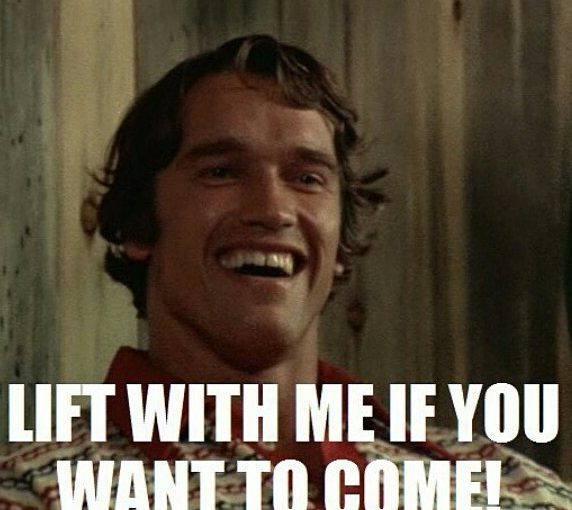 #ArnoldSwarzenegger #fit #workout #motivation #fitfam #bodybuilding #healthy #f …