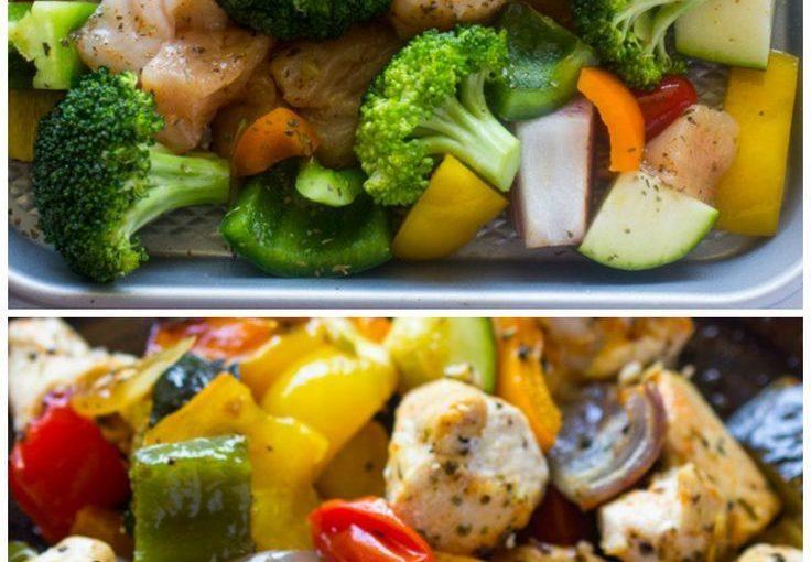 ไก่เนื้อและวอลล์เปเปอร์ที่มีความสุข 15 นาที (วิดีโอ) | Gimme Delicious