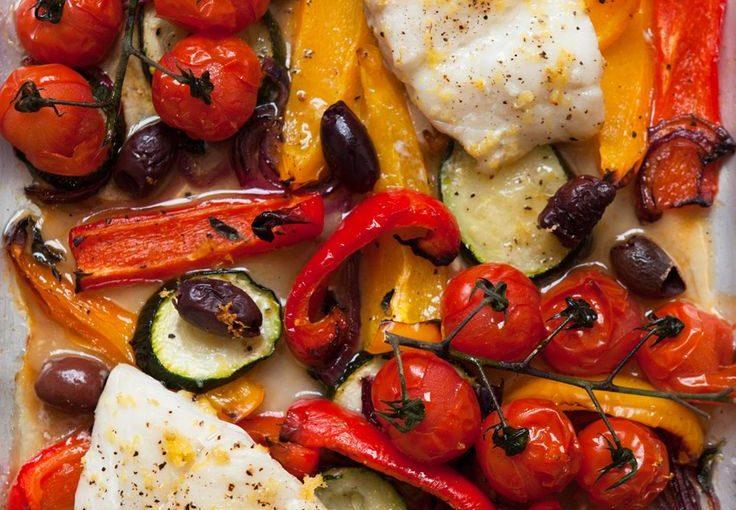 ปลาอบอบอบหนึ่งตัวProvençal 5: 2 Diet: สูตรอาหารที่มีแคลอรี่ต่ำสุด | …