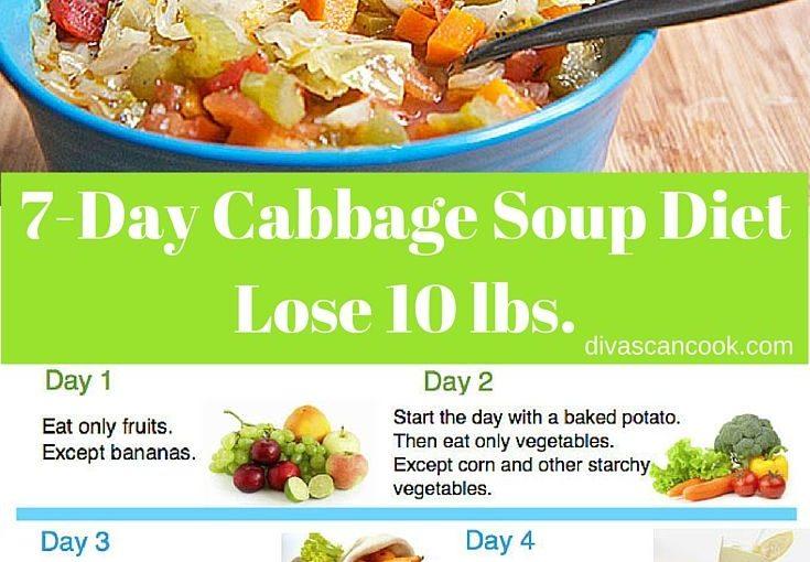 7 วันซุปกะหล่ำปลีอาหารฉันทำซุปนี้ไม่กี่ครั้งและเป็นจริง …