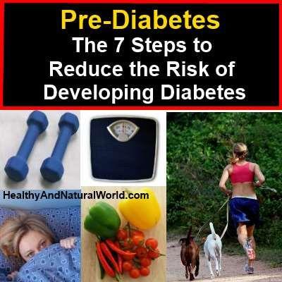 โรคเบาหวาน – 7 ขั้นตอนเพื่อลดความเสี่ยงต่อการเกิดโรคเบาหวาน