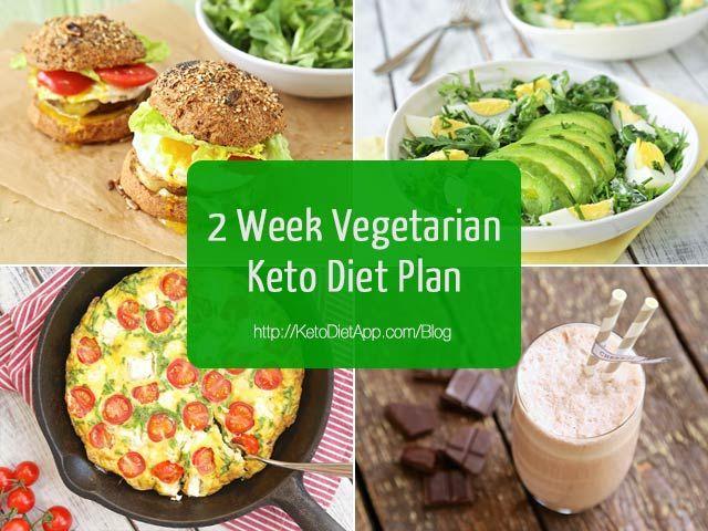 ผัก 2 สัปดาห์แผนอาหารโคโต (คาร์ไบด์ต่ำ, keto และแผนอาหารดั้งเดิมที่ง่าย …