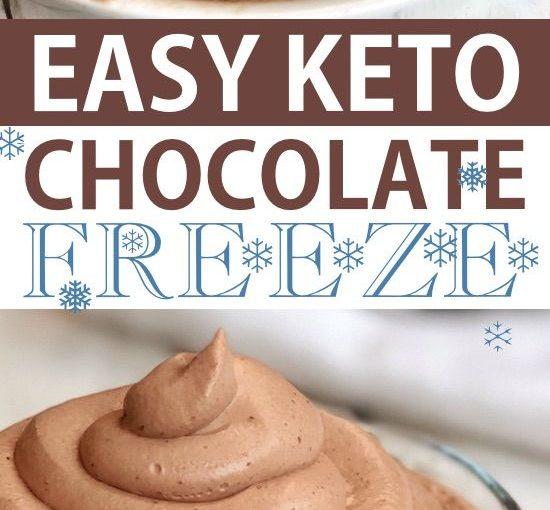 ช็อกโกแลตง่ายช็อกโกแลต Keto (เช่นเดียวกับเวนดี้) | โรงเรียนขั้นต่ำนี้ง่ายและรวดเร็ว …