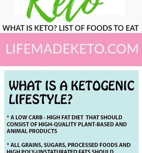 วิธีเริ่มอาหาร Ketogenic – คำแนะนำที่ถูกต้องสำหรับผู้เริ่มต้นด้วยตัวชี้ที่มีประโยชน์ …