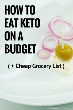 อาหารที่มี ketogenic มีตันของสุขภาพ แต่อาจมีราคาแพงกว่า …