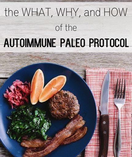 วิธีการใช้โรค autoimmune ด้วยอาหาร – บันทึกไว้ในภายหลัง!