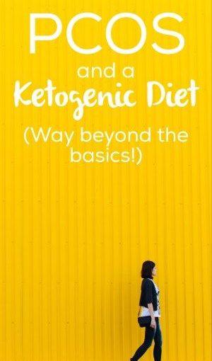 อาหาร PCOS และ ketogenic | ไกลเกินกว่าพื้นฐาน