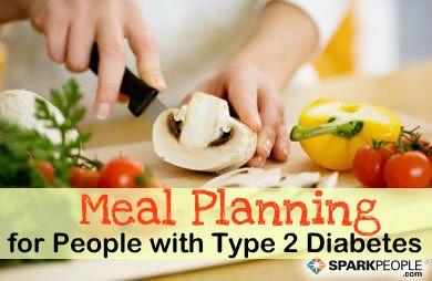 วางแผนรับประทานอาหารสำหรับผู้ที่เป็นเบาหวานชนิดที่ 2 กับ SparkPeople