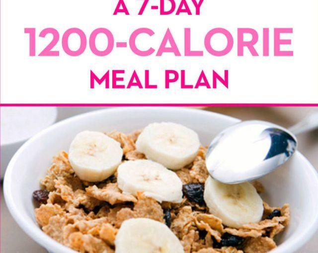 แผนอาหาร 7 วันมูลค่า 1200 แคลอรี่ (เพื่อแก้ปัญหาแคลอรี่น้อยมาก …