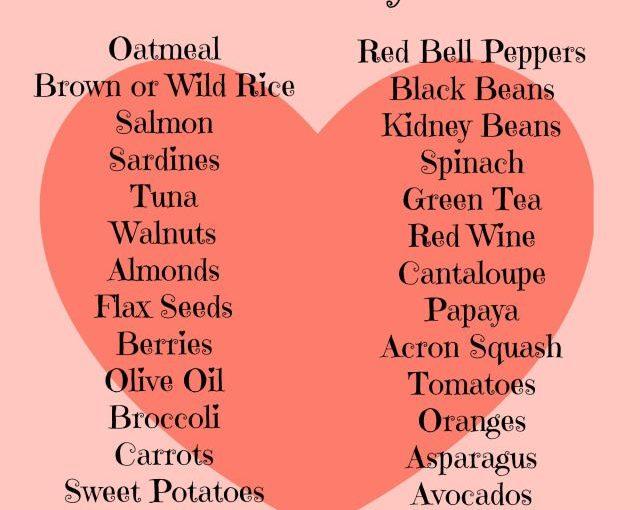 อาหารสุขภาพเพื่อสุขภาพหัวใจ ความแข็งแรงและแสงแดด Rebecca Pytell – ภูมิแพ้ตังฟรี …