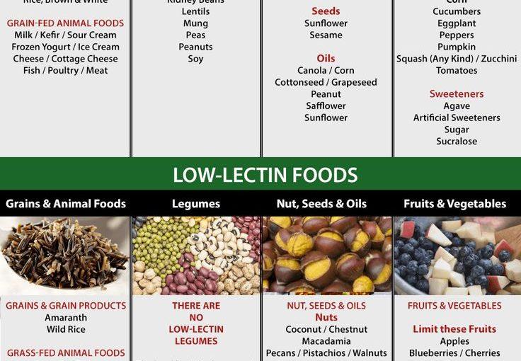 ทำไมคุณควรหลีกเลี่ยงการ Lectins ในอาหารของคุณ! – DrJockers.com