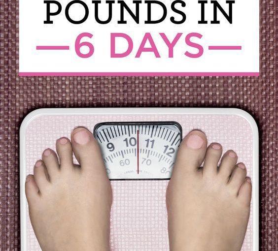 วิธีลดน้ำหนักอย่างรวดเร็ว 10 ปอนด์
