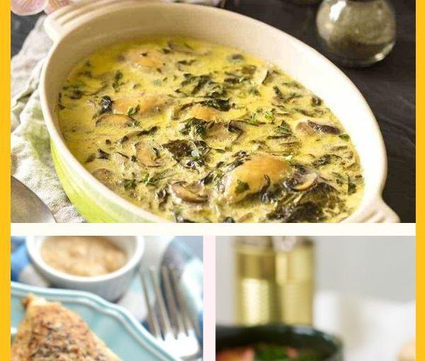 20 สูตรอาหารเย็น keto ที่จะนำคุณไปสู่ ketoose