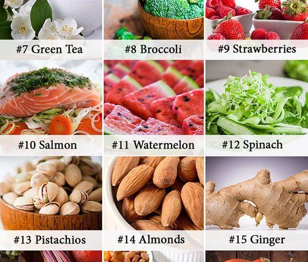 & # 39; อาหารซูเปอร์ & # 39; เป็นคำที่ใช้ในการระบุอาหารที่ได้รับการตรวจสอบพิสูจน์แล้ว …