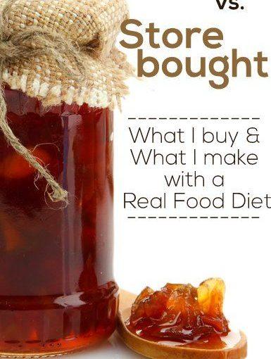โฮมเมดกับ ซื้อบิ๊ก: สิ่งที่ฉันซื้อและสิ่งที่ฉันทำกับอาหารจริง