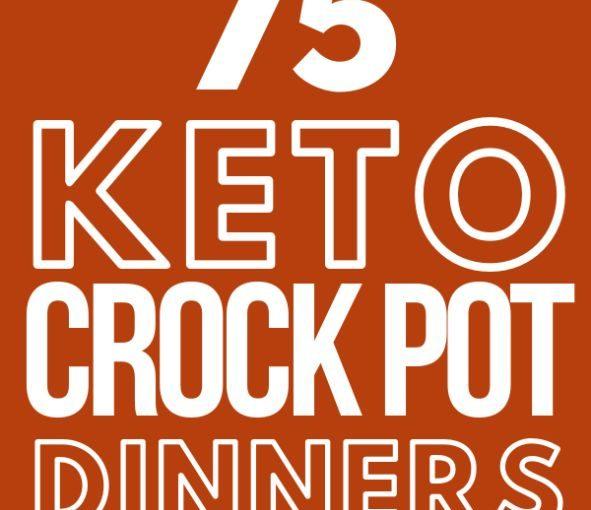 Crock Pot ที่ง่ายและดีที่สุดใน Keto Dinner เพื่อสร้าง Carbamatura ต่ำโดยสิ้นเชิง …