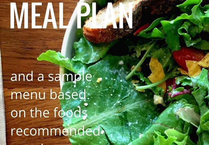 นี่เป็นมื้ออาหารที่มีรายละเอียดสำหรับอาหารต่ำ FODMAP กินอะไร, ช็อปปิ้งลิสต์, …