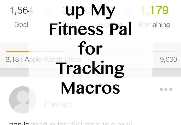 วิธีติดตั้ง Fitness Pal ของฉันเพื่อนับมาโคร เครื่องมือที่ยอดเยี่ยมที่จะช่วยเรื่องน้ำหนัก …