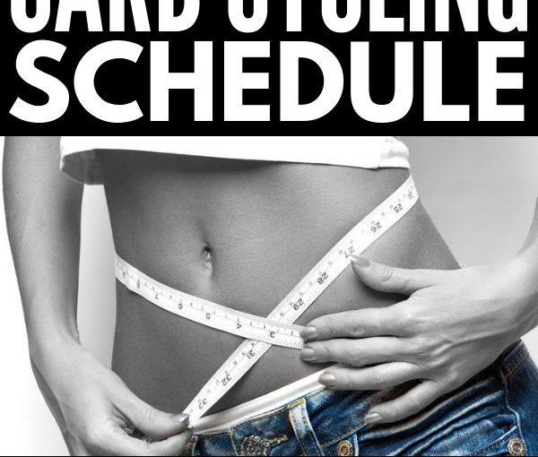 โปรแกรมฝึกอบรมการลดน้ำหนักด้วย carb 7 วันสำหรับผู้เริ่มต้น