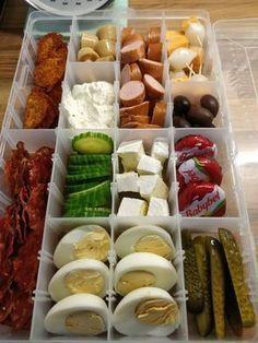 กล่องอาหารว่าง Keto ของฉัน! #keto #ketosis #ketosnacks #lowcarb #diet
