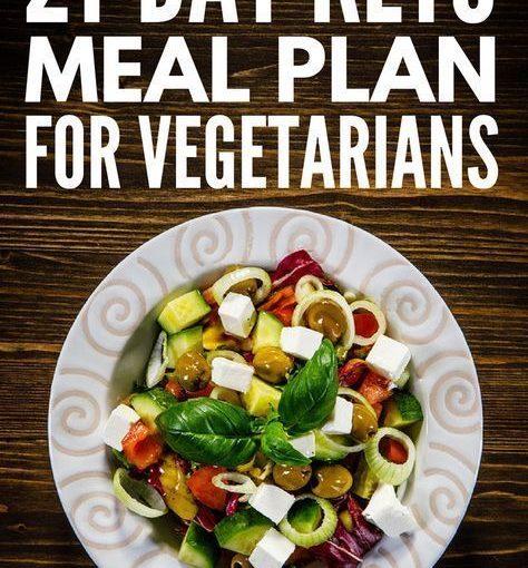 แผนอาหารลดน้ำหนักมังสวิรัติง่ายๆ 21 วัน | ใหม่สำหรับ ketogen …