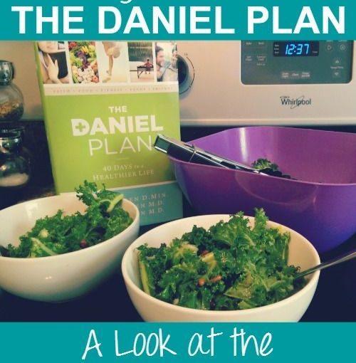 การเริ่มต้นกับ Daniel Plan – ดูที่ Daniel Plan Detox