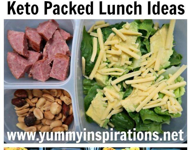 แนวคิดของแพ็คเกจ Keto – ความคิดที่เป็นมิตรกับอาหารคาร์โบไฮเดรตต่ำ ketogenic สำหรับมื้อกลางวัน …