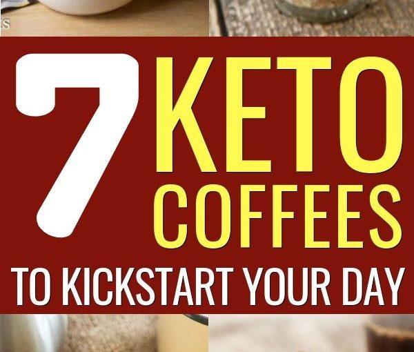 สูตรกาแฟ Keto แนวคิด Keto กาแฟแบบกระสุนสำหรับอาหาร Keto