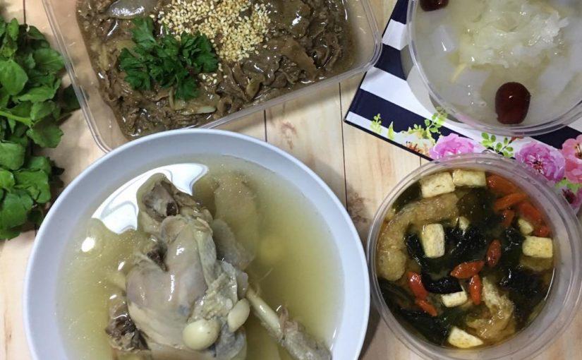เมนูวัน: ซี่โครงทีมหลิวเหว่ย ขนมปังขิงดำ ซุปซุปสาหร่ายทะเล ของหวาน …