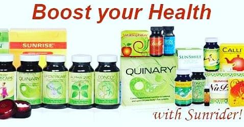 Sunrider ให้คุณค่าทางโภชนาการที่ดีที่สุด เป้าหมายโภชนาการของคุณเหมาะสมกับ …