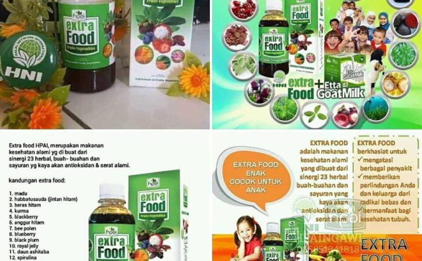 Extra Food เป็นยาสมุนไพรที่มีอาหารเสริมที่สามารถเอาชนะ …