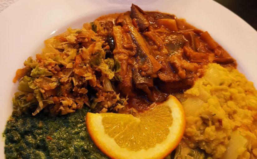 ทำไมอาหารค่ำที่น่ารัก #neela_zh! เราพลาด #herbalfood และรสชาติที่ดีของ …