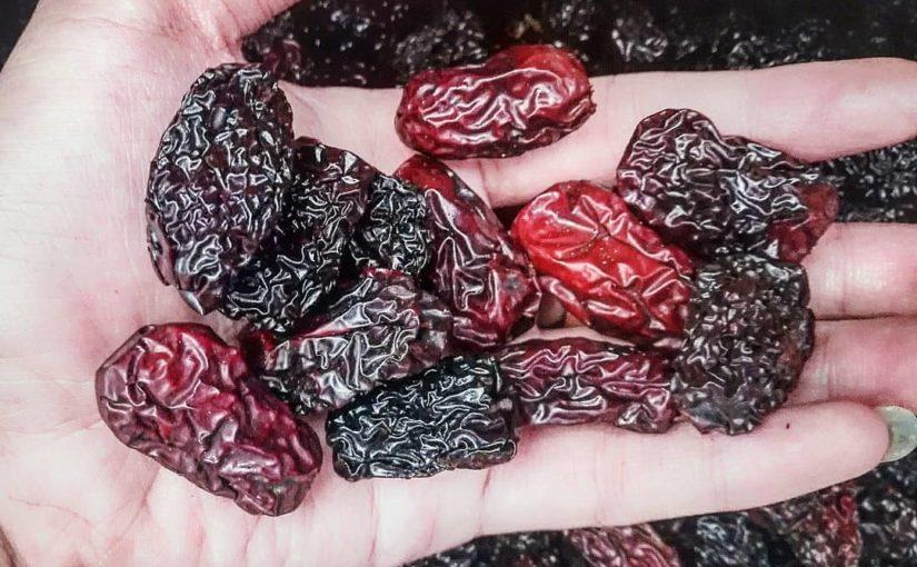 #taotau #blackjujubes # fruits # fruits #herb #herbalife #herbalfood …