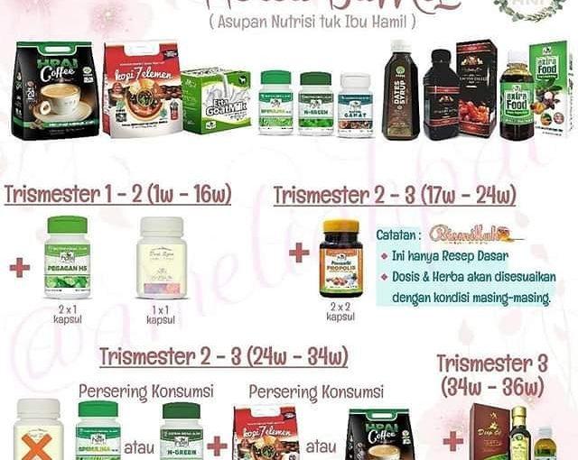การบริโภคอาหารเพื่อแม่ป้องกัน #hpaiindonesia #hpaibandung # herbalfood #nutrisih …