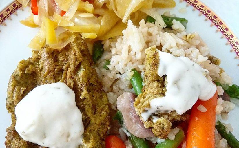 #veganfood #vegan # lunch #timetoeat #healthylifestyle #health #broccoli #hash #b …