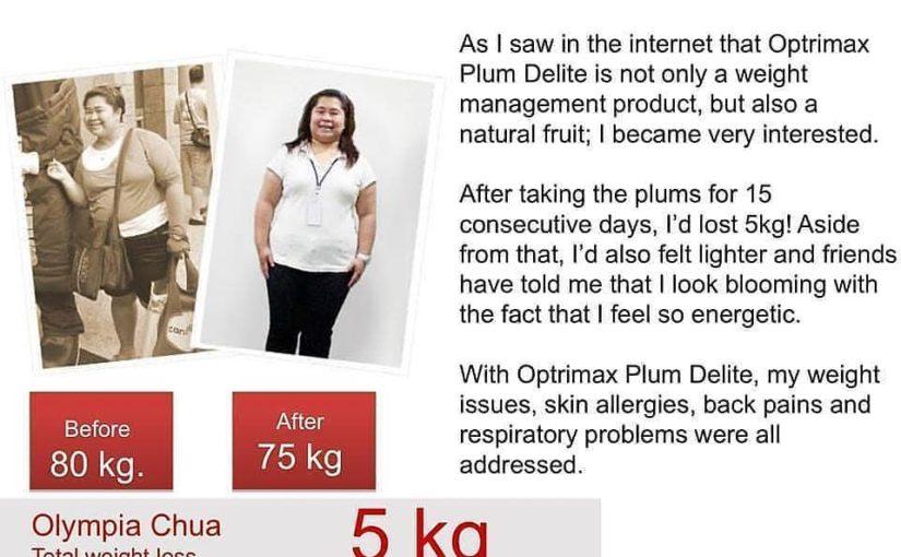 การลดน้ำหนักทำได้ยาก? BAB ที่ยากลำบาก? Optrimax Plum และ Jelly Delite โซลูชั่น️️ …
