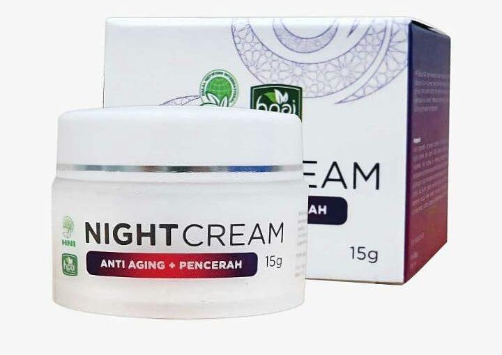 [NIGHT CREAM]  ครีมกลางคืนใช้รักษาในเวลากลางคืน ใช้งานได้ …