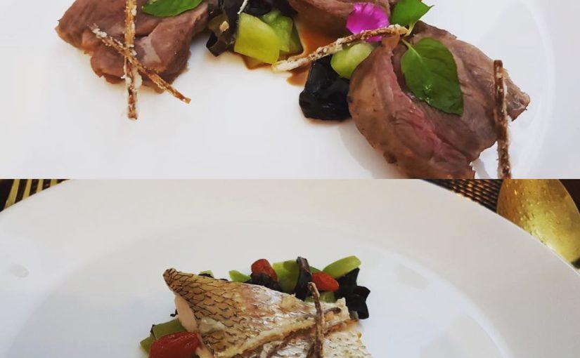เนื้อแกะรากและขิง Angelica หรืออาหารว่างสีขาวนึ่ง: อาหารจานนี้ได้รับแรงบันดาลใจจาก …