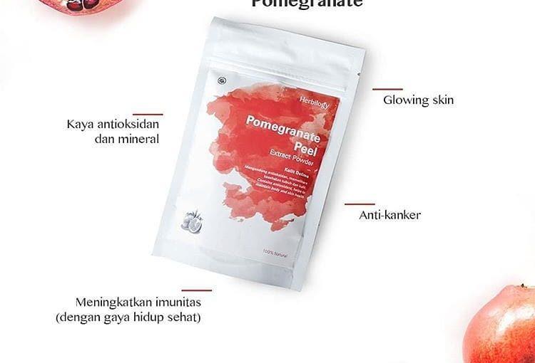ทับทิมเป็น superfood ที่มีชื่อเสียงในเรื่องสารต้านอนุมูลอิสระ  Antio …